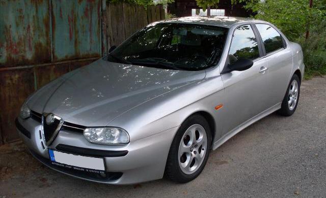Alfa romeo 156 crosswagon wiki 4