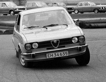 Alfa Romeo on Alfa Romeo Alfasud